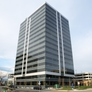 Commercial office cleaning company contracts 18 story office tower